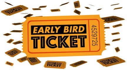 Increase Ticket Sales with the Right Early Bird Ticketing Strategy