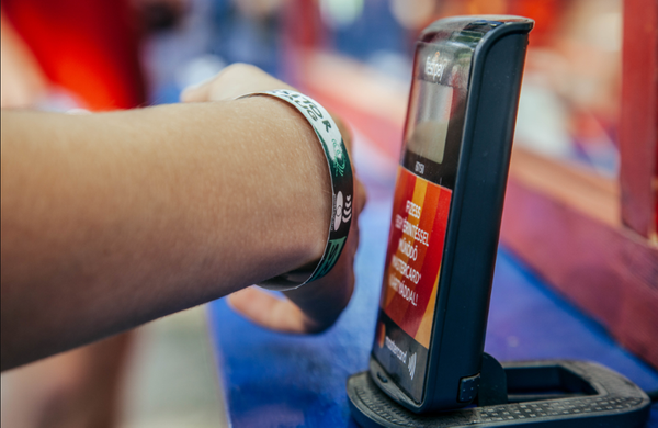 Using Cashless payments at your 2020 event